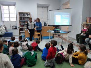 Encuentro de autora CAL Montellano