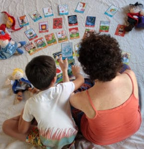 Fotografía de portada del libro Siete cuentos para crecer